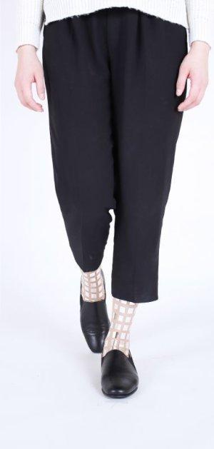 画像1: Square socks Silver Version