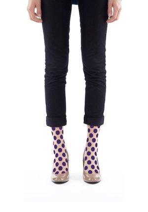 画像2: Circle socks