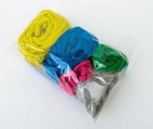 画像1: アソートパック一オリジナル毛糸(約100g以上)