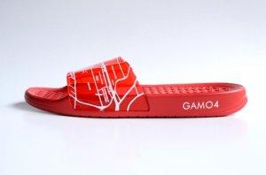 画像1: GAMO4 MAPサンダル